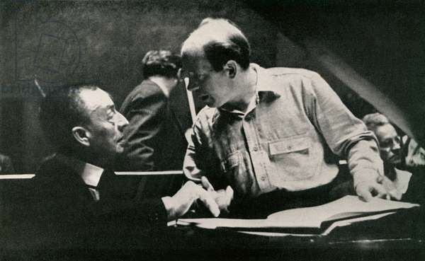 Rachmaninoff and Ormandy