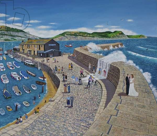 Lyme Regis, 2015