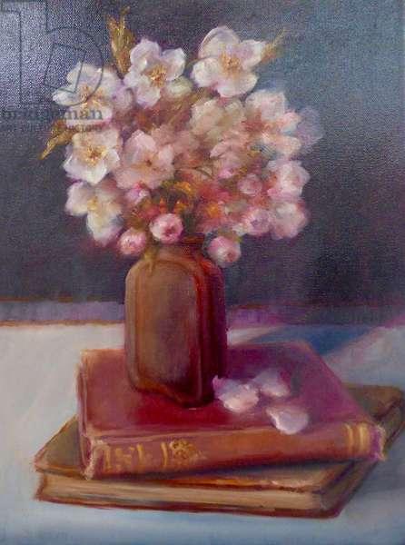 Vieux et Nouveau I, 2019, (oil on canvas)