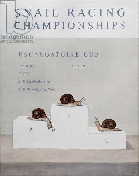 An Escargotoire Of Snails