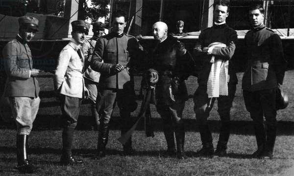 Aviators of the Great War. WWI.
