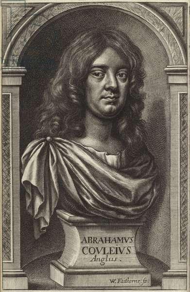 Abraham Cowley (engraving)