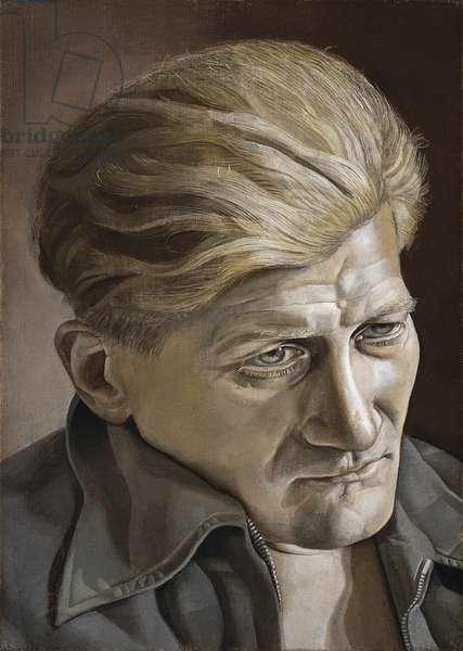 Head (Napper Dean Paul), 1954 (oil on canvas)