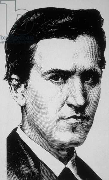 Thomas Edison (1847-1931) American inventor
