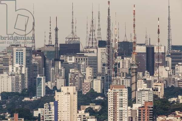 Sao Paulo, 2014 (photo)