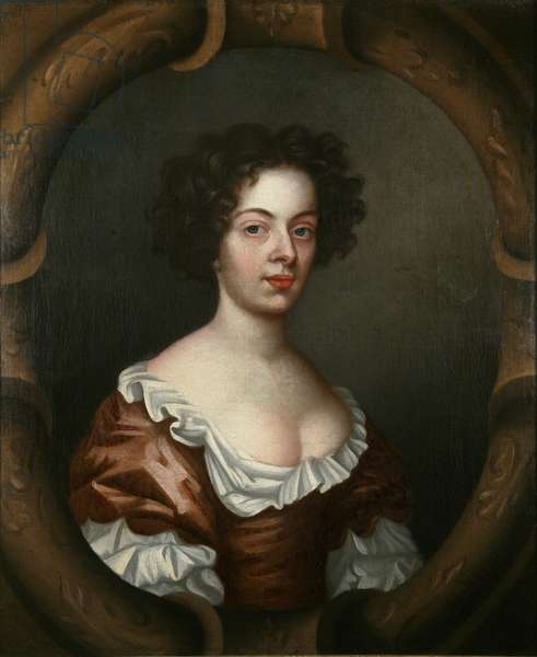 Countess of Bedford (oil on canvas)