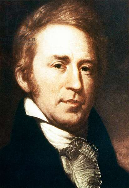 USA: William Clark (1770-1838, explorer and pioneer of the American West, Charles Wilson Peale (1741-1827), c. 1810