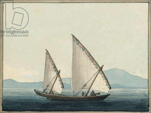 The Doe, 1809 (w/c)