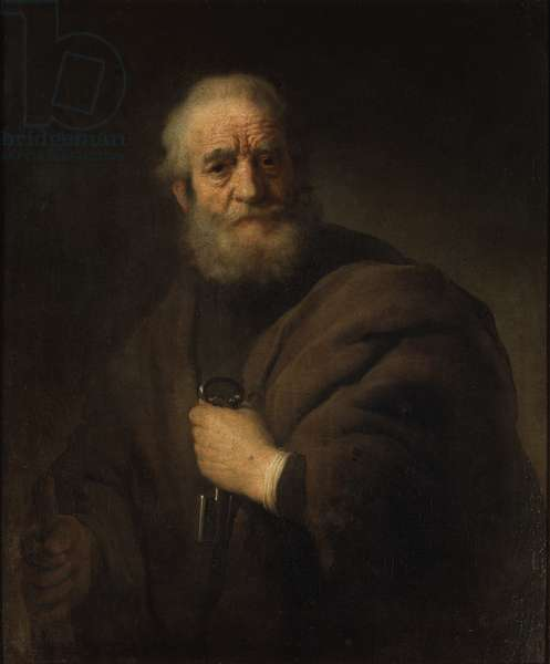 St Peter, 1632 (oil on canvas)