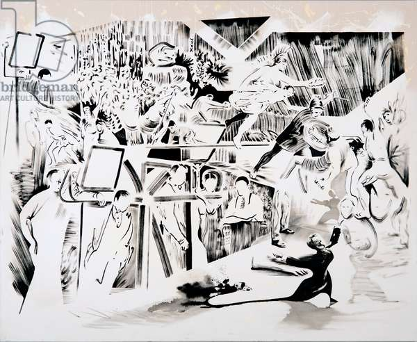 RFK, 2018 (oil on canvas)