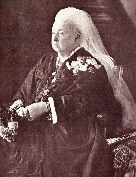 Queen Victoria of Great Britain, 1899