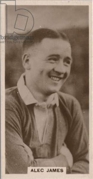 Portrait of Alexander Wilson James, 1901–1953