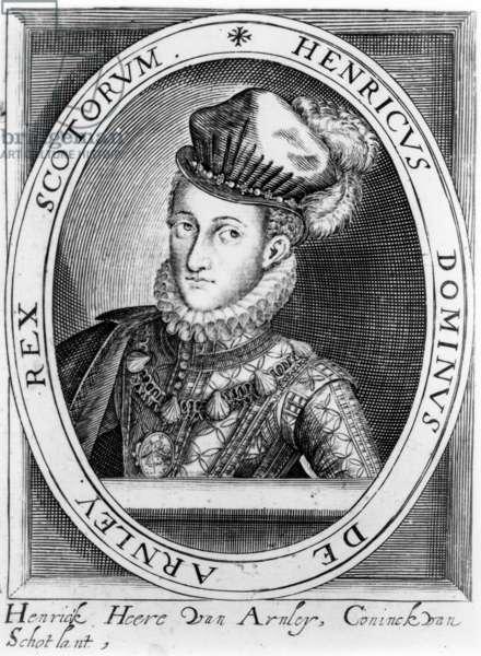 Henry Stuart, Lord Darnley (engraving)