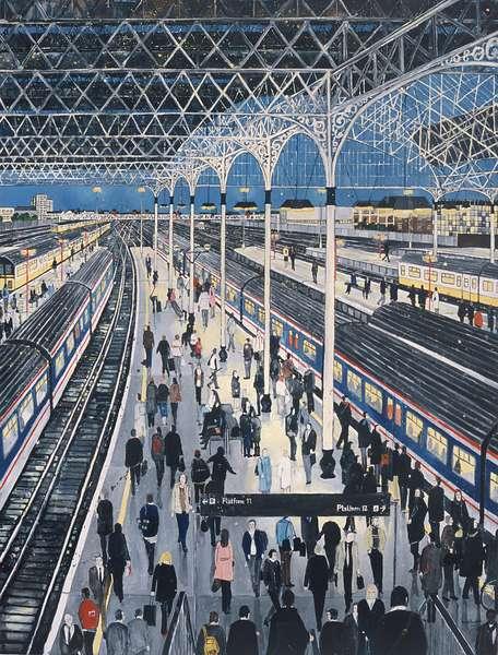 London Bridge ( oil on canvas), 2006