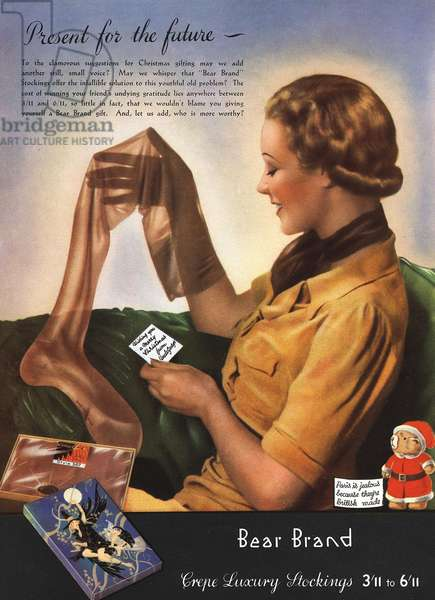 bear brand crepe luxury stockings womens hosiery nylons