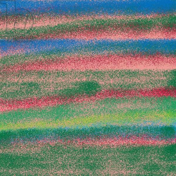 Meadow,2015,(mixed media)
