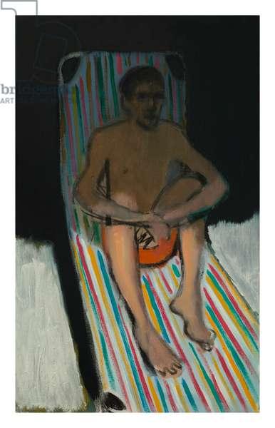 Shade, 2020 (oil on canvas)