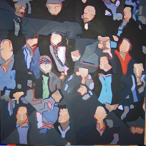 Untitled, c.2000 (oil on panel)