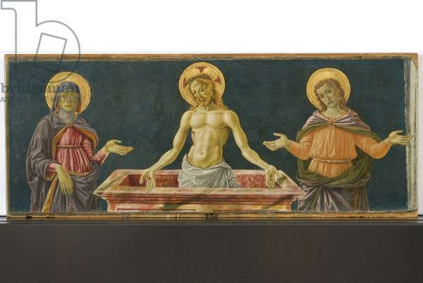 Triptych of Justice (Table, Tempera and oil painting) (detail)