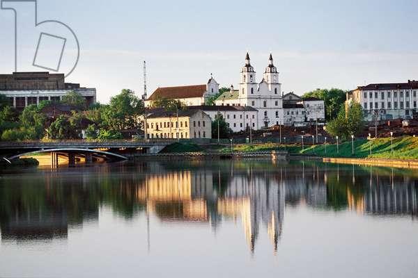 Holy Spirit cathedral, 1642-1687, Minsk, Belarus, 17th century