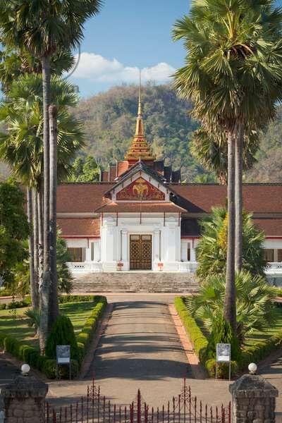 Royal Palace -  National Museum, Luang Prabang, Laos