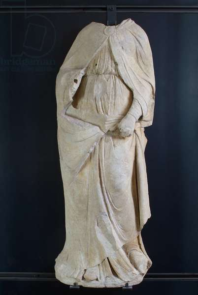 Figure acefala, Facade Majesty of the Times, 1473-76 (limestone, sculpture)