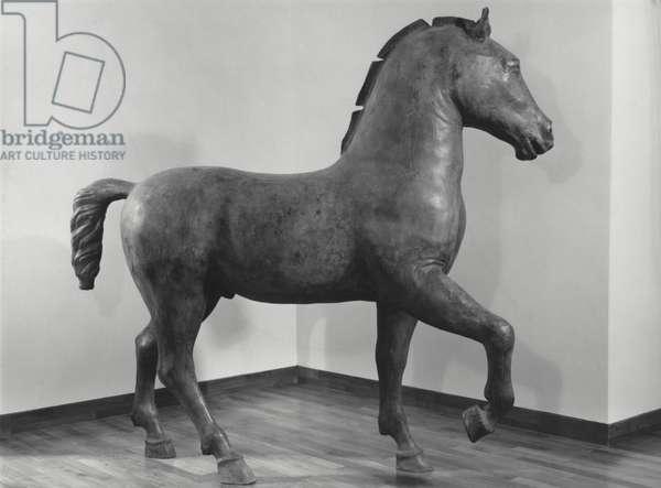 Bronze Horse, 1983 (bronze)
