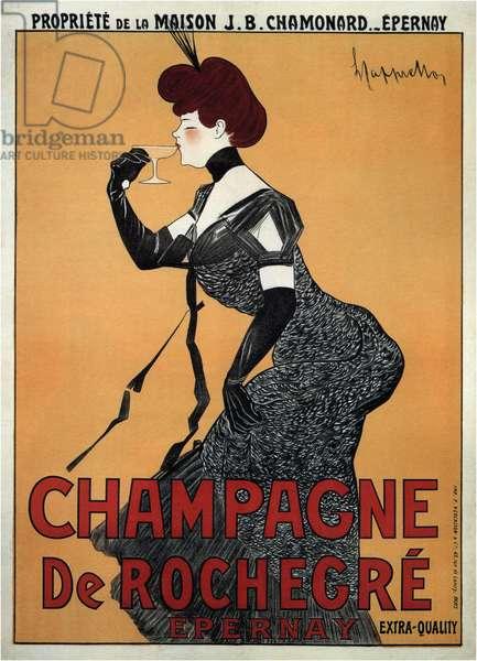 Champagne de Rochegre (poster)