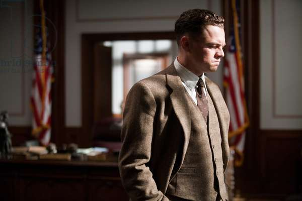J.Edgar: J. EDGAR, Leonardo DiCaprio, 2011. ph: Keith Bernstein/©Warner Bros. Pictures/Courtesy Everett Collection