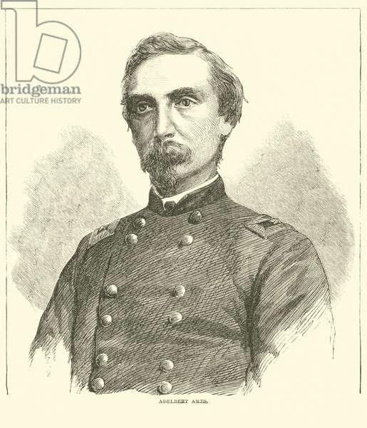 Adelbert Ames, December 1864 (engraving)