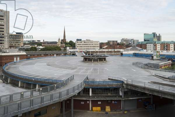 Coventry Market, Queen Victoria Road, Coventry, West Midlands, UK (photo)