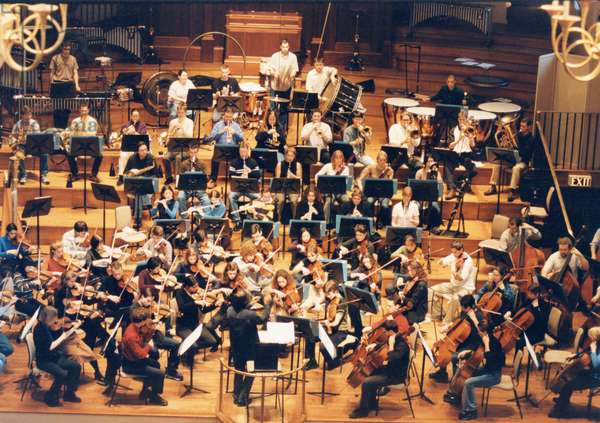 Orchestra of Royal Academy