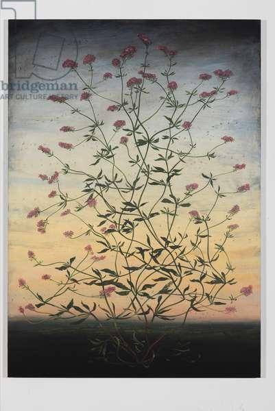 Modern Desire, 2016 (oil on wood panel)