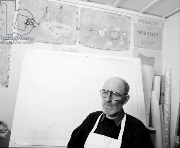 Carl Plackman, 2006 (b/w photo)