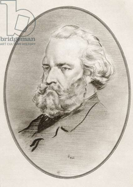 Jean-Francois Millet, from Living Biographies of Great Painters
