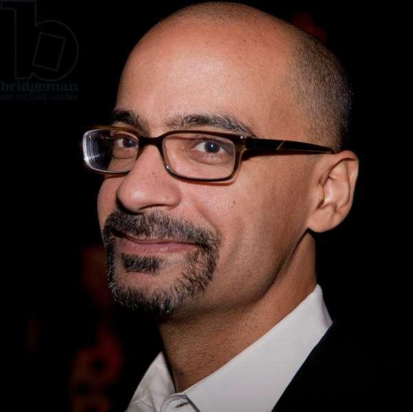 Writer Junot Diaz at the National Book Awards