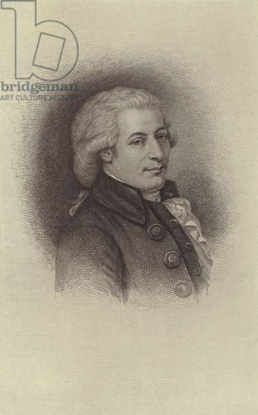 Wolfgang Amadeus Mozart (engraving)
