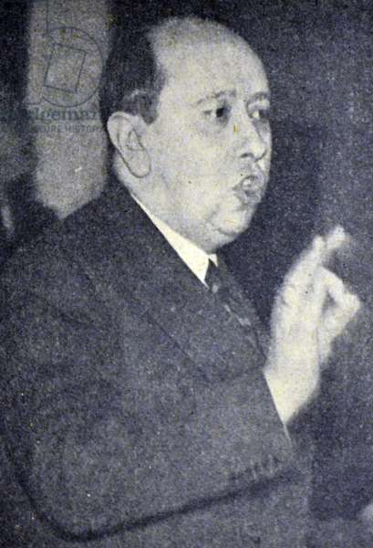 Spanish civil war: José María Gil-Robles y Quiñones de León (Salamanca, 27 November 1898 – Madrid, 13 September 1980) was a prominent Spanish politician in the period leading up to the Spanish Civil War.