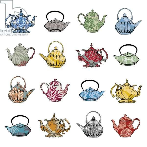 Anyone for tea? 2012 (digital)