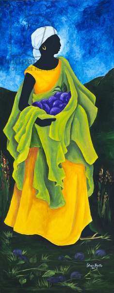 season Cayemite, 2011, (acrylic on canvas)