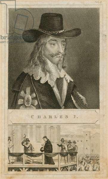Portrait of King Charles I (engraving)
