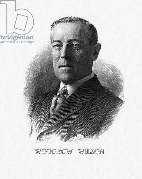 US Presidents. US President Woodrow Wilson