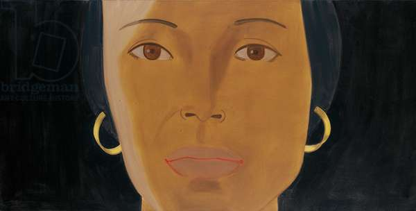 Nikki II, 2006 (oil on canvas)