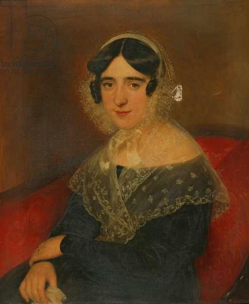 Eliza Crosfield, 1843 (oil on canvas)