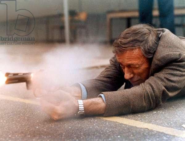Yves Montand dans le film Police Python 357 de AlainCorneau 1976