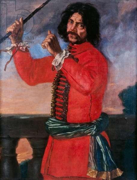 Hindrik Hasenberger, 1651 (oil on canvas)
