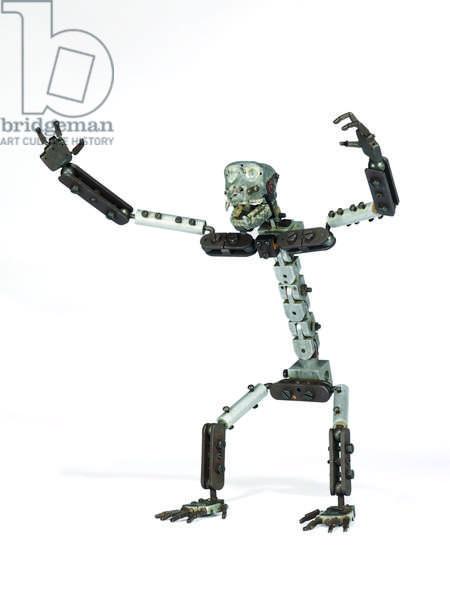 Armature / skeleton miniature model of King Kong, c.1933 (metal) (see also 873088-9)
