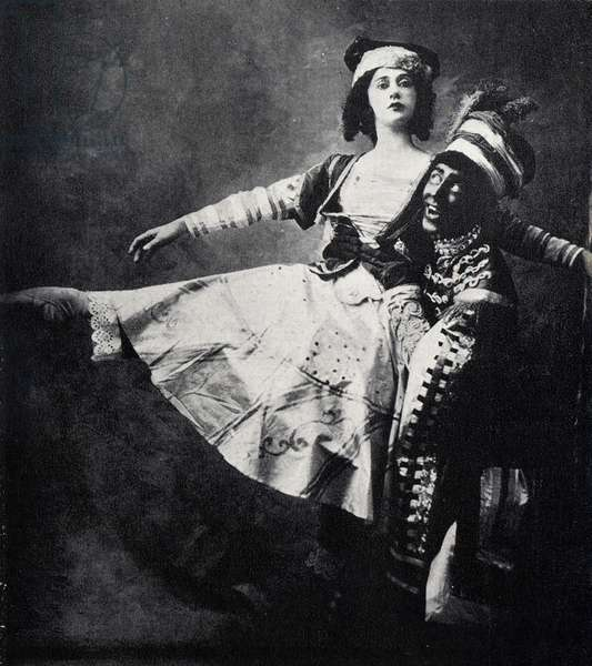Igor Stravinsky 's 'Petrushka'