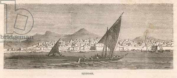 SAUDI ARABIA/JEDDAH 1860