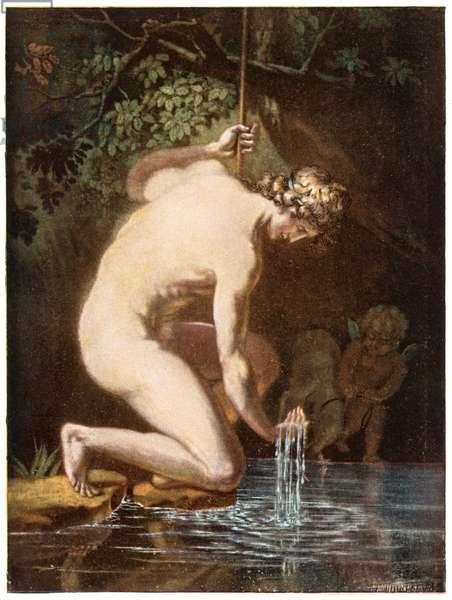 NARCISSUS/CLASSICAL MYTH